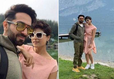 Ayushman went on holiday with his wife, photos from Australia surfaced!