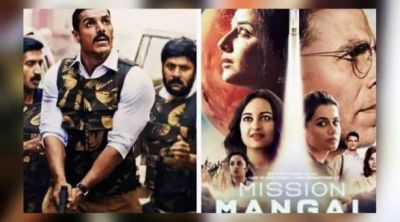 'Saaho' ate Earnings of Mission Mangal-Batla House, Know The Collection So Far!