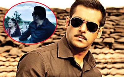 Dabang 3: Photos of Salman leaked after video, fans will be happy to see his Rajasthani style!