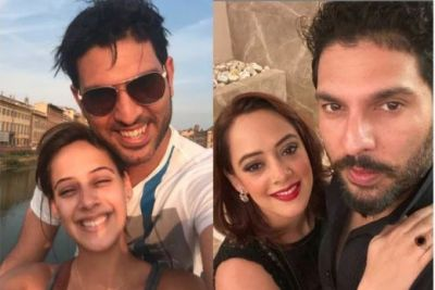 Yuvraj and Hazel celebrates three years of togetherness, wishes each other this way