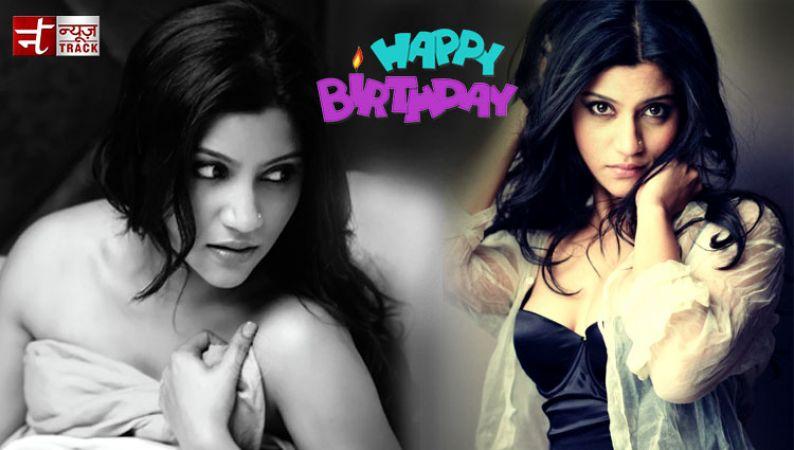 कोंकणा सेन शर्मा का आज जन्मदिन