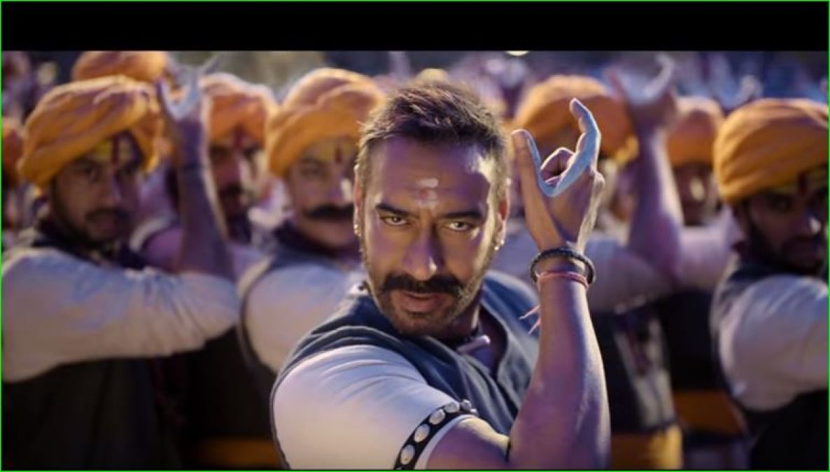 Tanaji: The Unsung Warrior: The song 'Shankara Re Shankara' released, check it out here