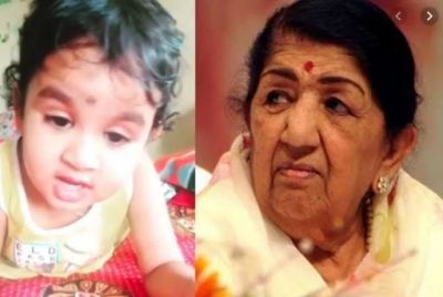 Move Over Ranu Mondal, This Two-year-old's Singing Lata Ji's 'Lag Ja Gale' Is baking Internet