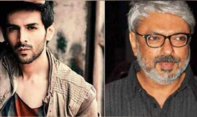 Kartik Aaryan not working with Sanjay Leela Bhansali in his next project