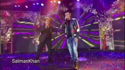 Video : 20 साल बाद अपने इस सुपरहिट गाने पर सलमान ने किया डांस, हैरान रह गए फैंस
