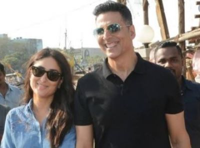 During the shooting of 'Good Newzz', Akshay and Kareena fight over this