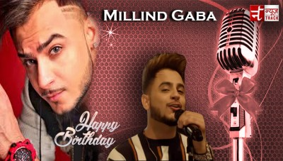 Birthday: Milind Gaba is singer as well as an actor, famous by the name 'MG'