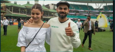 Anushka congratulates Team India on the victory, says ' Well Played'
