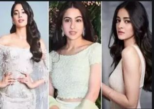 Ananya Pandey reacts to comparisons with Janhvi Kapoor and Sara Ali Khan