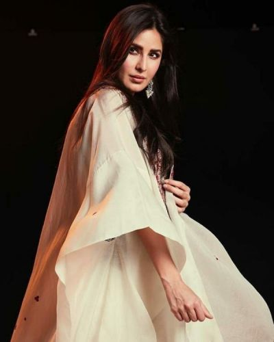 Katrina Kaif shared this picture in the traditional look, check out beautiful picture here