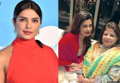 Priyanka gets emotional after receiving UNICEF award, pens down heartwarming letter for mother