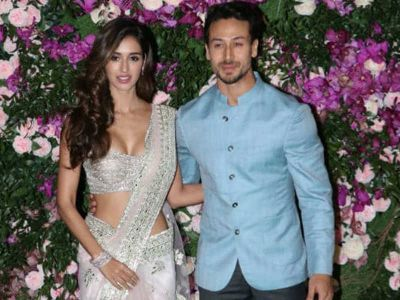 Actress Disha Patani says Tiger Shroff is her favorite action hero