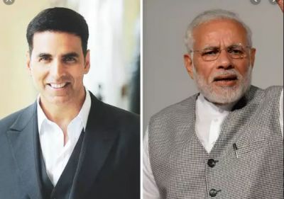 Akshay Kumar talks about interview with PM Modi, says 'I went without any preparation'