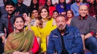 The Kapil Sharma Show: Sanjay Dutt opens secret that his father used to beat him
