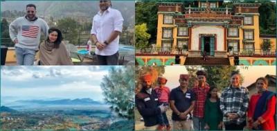 Kareena Kapoor lefts Himachal Pradesh after long vacation with Taimur and Saif Ali Khan