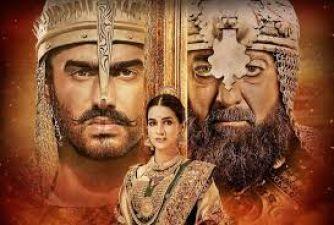 Film 'Panipat' again in controversy, effigies burnt in Rajasthan