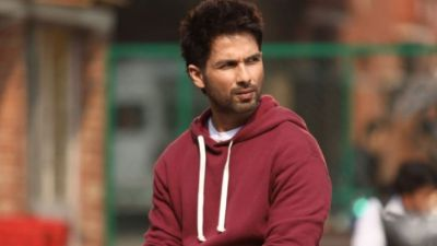 After Kabir Singh, Shahid will now be seen in this project