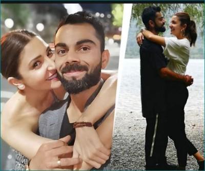 Virat Kohli shares beautiful picture of Wife Anushka on Wedding Anniversary