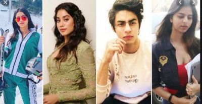 These star kids will enter Bollywood in 2020, will soon be seen on big screen