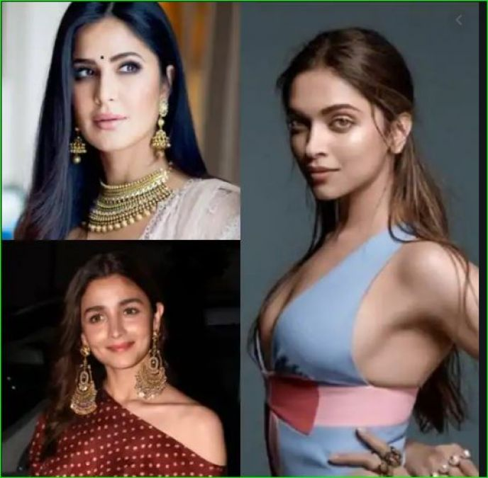 8 Indian actresses included in the list of beautiful women of