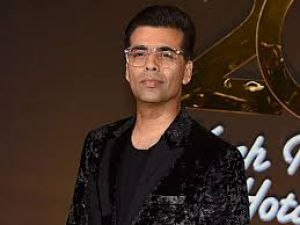 Karan Johar reveals why he added colour and bling to his personal wardrobe