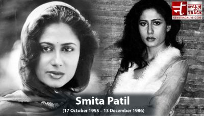Smita Patil died at a very young age, mystery still unsolved