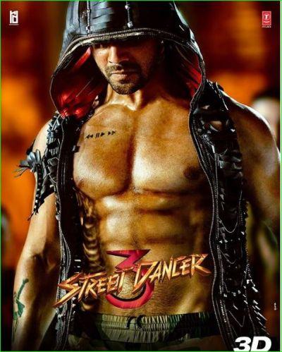 Varun seen in a stunning look;  Street Dancer 3D poster surfaced