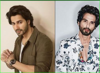 Varun agreed to perform in award show after Shahid's refusal