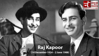 Raj Kapoor used to burn himself with cigarettes after marriage of this actress, started drinking alcohol