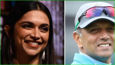 Deepika Padukone is a big fan of this cricketer