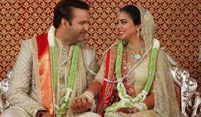 अम्बानी वेडिंग : देश की सबसे महंगी शादी में शामिल हुए देश और विदेश के ये बड़े नेता