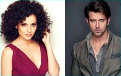 Kangana Ranaut on Hrithik Roshan's Legal Move: 'Till when will you cry for small affair'