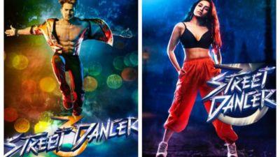 Street Dancer 3D: Dancing poster of Varun Dhawan released, trailer will be released tomorrow