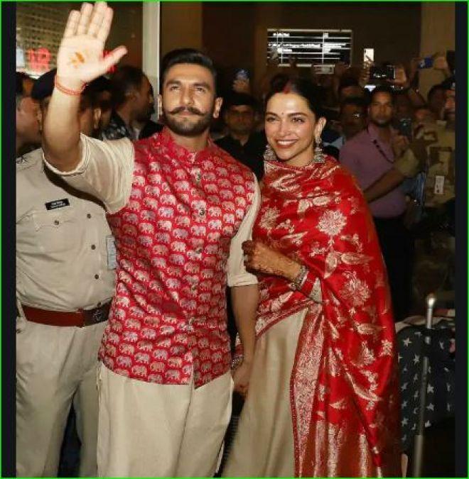 Deepika married Ranveer Singh for this reason | News Track ...