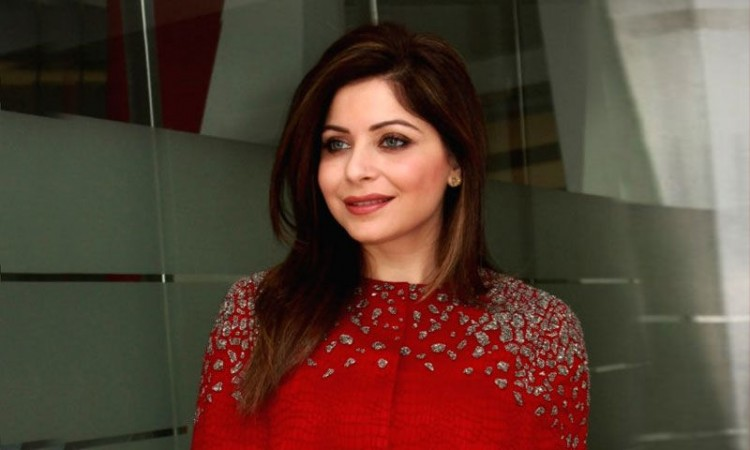 Kanika Kapoor returns after making headlines in Corona ...