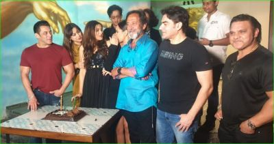 Saiee Manjrekar celebrates birthday with Dabangg 3 co-stars Salman Khan and Sonakshi Sinha, check out pictures here