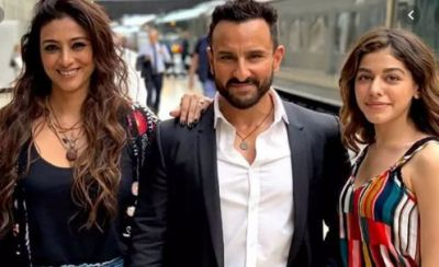 Saif Ali Khan shares his Jawani Jaaneman's youthful look on social media