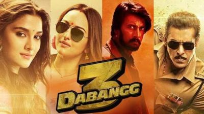 Box Office Collection: 'Dabangg 3' rules at box office even after CAA protest