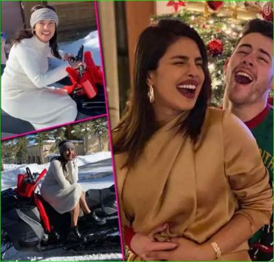 Nick Jonas gave a special gift to his wife on Christmas
