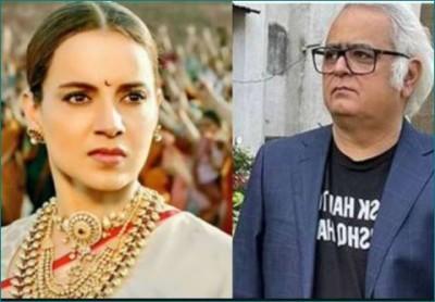 Kangana Ranaut reacts to Hansal's statement 'Accha sila diya tune mere pyaar ka'