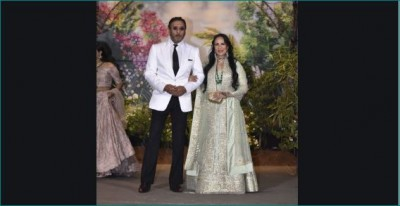 Ayesha Shroff greets hubby Jackie on his special day