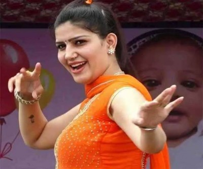 Sapna Chaudhary danced fiercely on this song, video trending