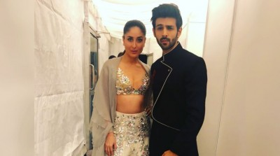 Kartik did something for Kareena during ramp walk, surprised fans