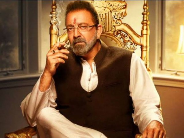 Sanjay Dutt will return once again on-screen with 'Munna ...