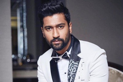 Vicky Kaushal will gain 110 kgs weight for his upcoming film