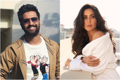 Vicky Kaushal replies on dating with katrina kaif, says 'No story in this ...'