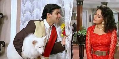 Despite being a flop, Madhuri charged more fees than Salman for 'Hum Aapke Hain Kaun'