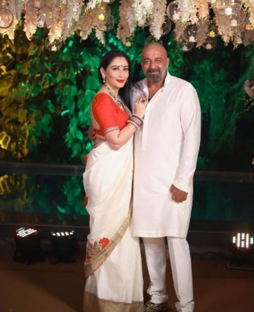 Sanjay Dutt wishes his wife Manyata this way, wrote- 'Don ...