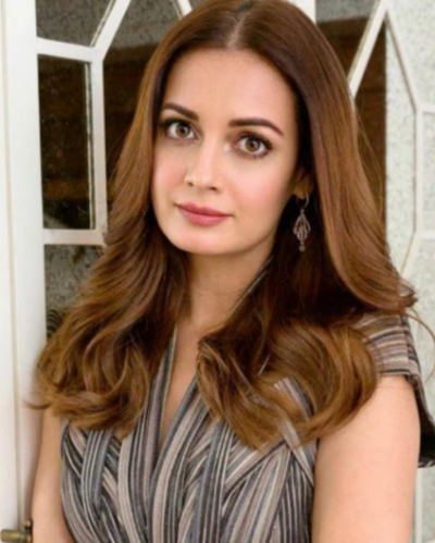 'I derived strength from my parents' says Dia Mirza