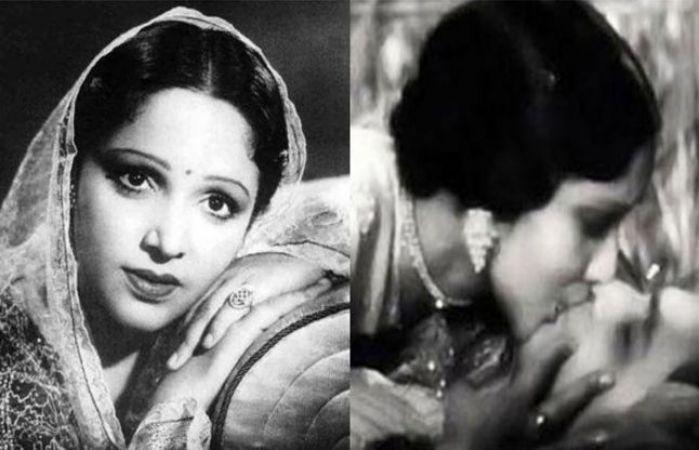 KISS DAY : 86 साल पहले इस फिल्म में था बॉलीवुड का पहला 4 मिनिट लम्बा किसिंग सीन